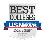 USNews Best Colleges 2020 - Social Mobility
